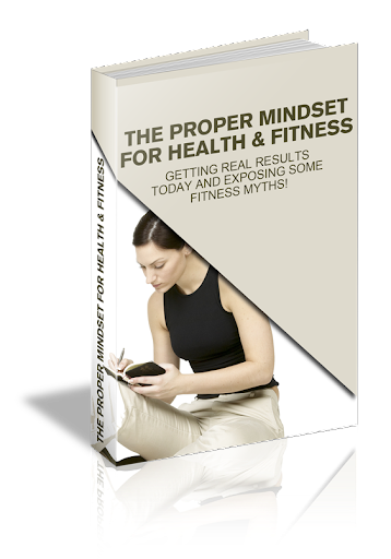 Mindset For Health Fitness
