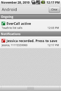 Evercall FREE - screenshot thumbnail