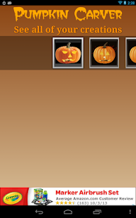 Pumpkin Carver - screenshot thumbnail