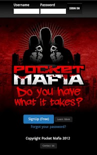 Pocket Mafia - screenshot thumbnail