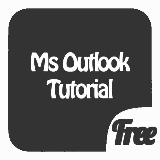 Ms Outlook Tutorial LOGO-APP點子