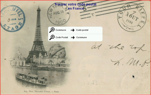 Code Postal France - screenshot thumbnail