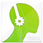 Headset Droid Trial icon
