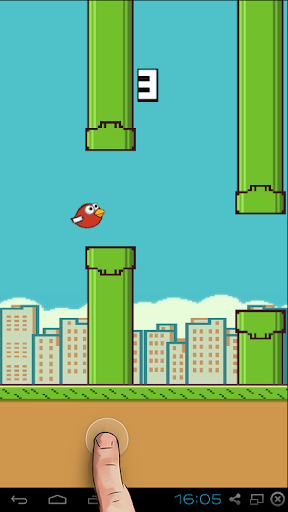 Floppy Bird for PC