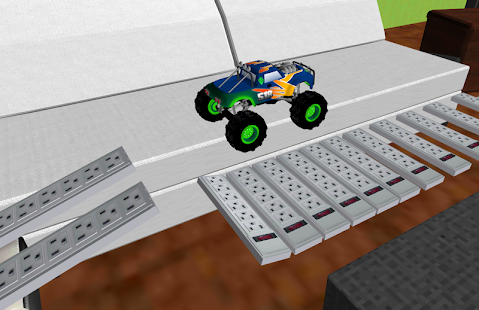 Monster Truck Racing 3D- screenshot thumbnail