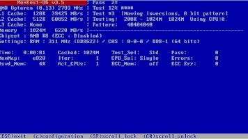 Screenshot of BukerPXE LITE-PXE Server :ROOT