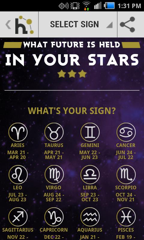 Horoscopes Daily & Yearly FREE - screenshot
