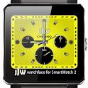 JJW Chrono Watchface 4 for SW2 icon