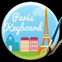 Paris Keyboard Free icon