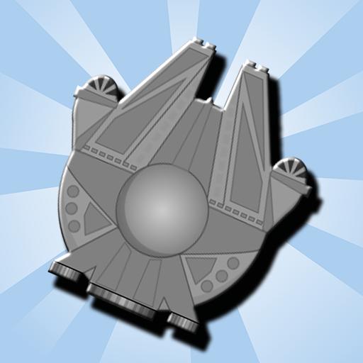 Arcade Galaxy Space Shooter LOGO-APP點子