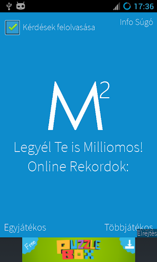Legyél Te is Milliomos magyar