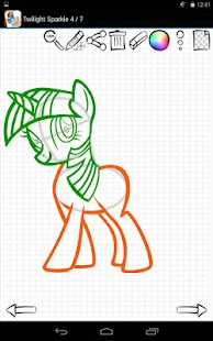 Free Learn to Draw Little Pony APK for Windows 8