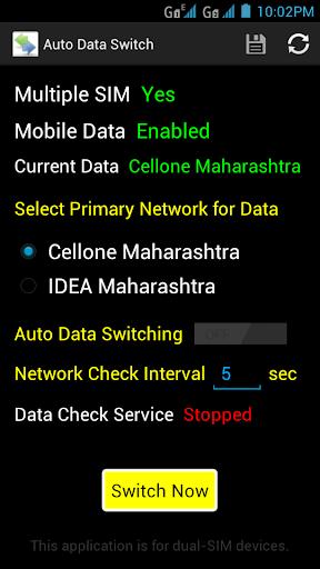 Auto Data Switch