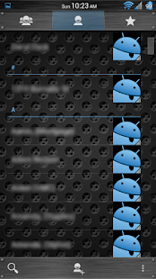 Mesh Blue CM11/AOKP Theme- screenshot thumbnail
