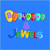 Balloons & Candy Jewels