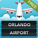 FLIGHTS Orlando Airport icon