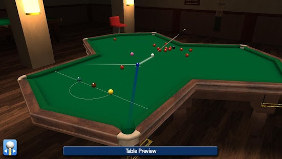 Pro Snooker 2017- screenshot thumbnail