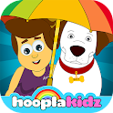 HooplaKidz Rain Rain Go Away icon