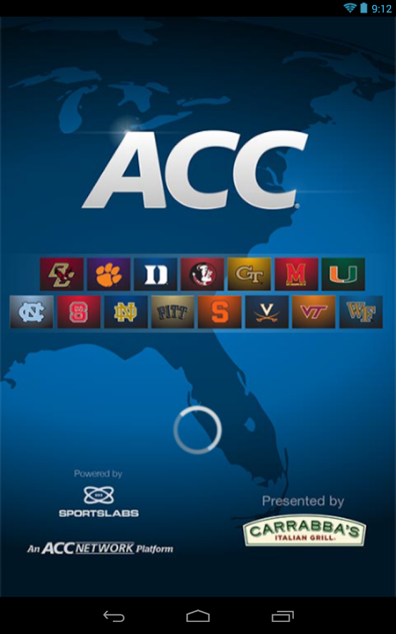 ACC Sports - screenshot