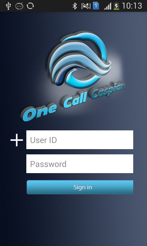 OneCallCaspian- screenshot