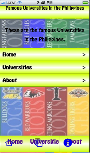 Philippine Universities