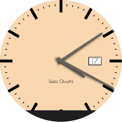 Swiss Quartz - Watch Face