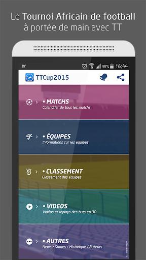 TTCup 2015
