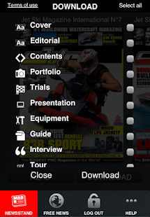Jet Ski Mag Int'l - screenshot thumbnail