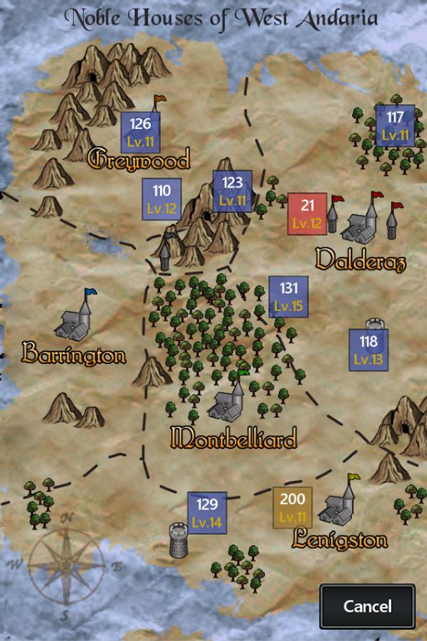 Kingturn RPG Lite - screenshot