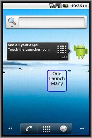 One Launch Many- screenshot