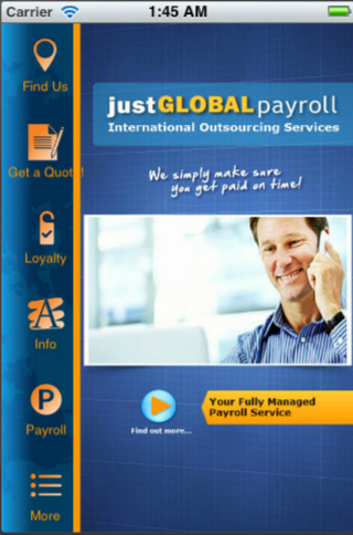 Just Global Payroll
