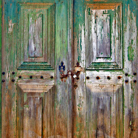 Old Door by Khaled Ibrahim - Buildings & Architecture Other Exteriors (  )