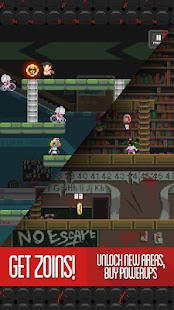 The Tapping Dead - Platformer - screenshot thumbnail