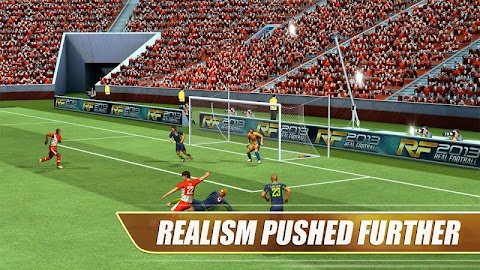 Real Football 2013 Screenshot 4