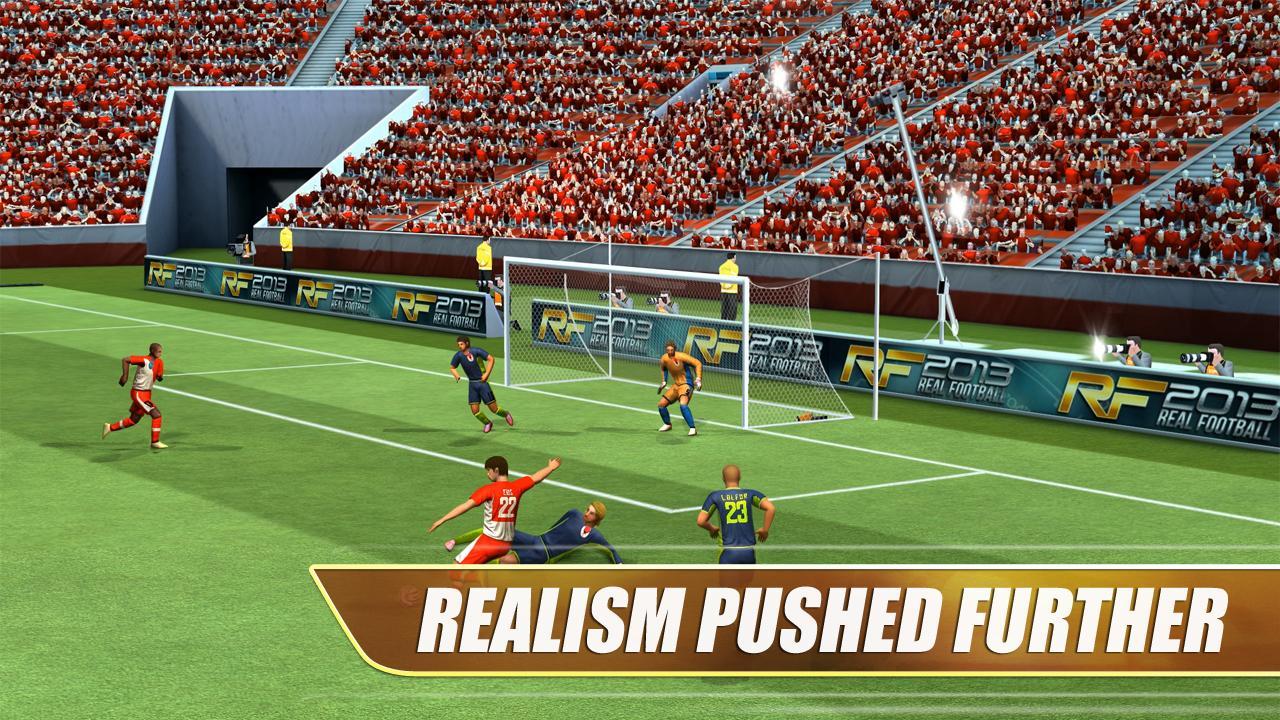 Real Football 2013 screenshot #10