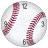 Baseball Clock Widget 2×2 logo
