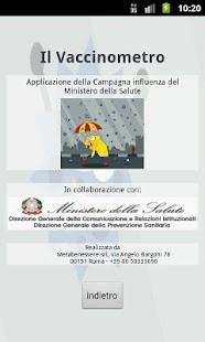 INFLUENZA STOP- screenshot thumbnail