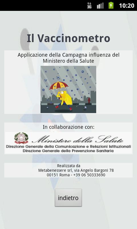 INFLUENZA STOP- screenshot