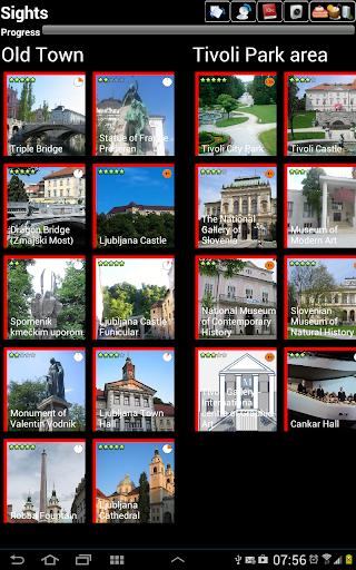 【免費旅遊App】Ljubljana Guide-APP點子