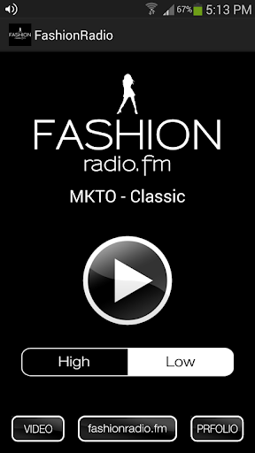 【免費音樂App】Fashion Radio-APP點子