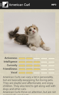 Cat Breeds- screenshot thumbnail