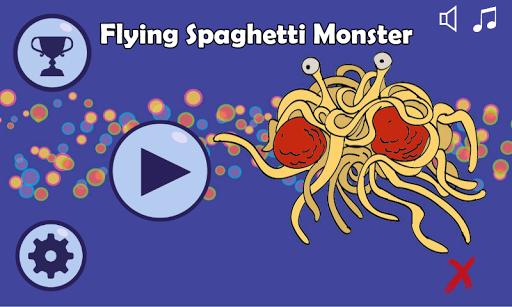 免費街機App|Flying Spaghetti Monster|阿達玩APP