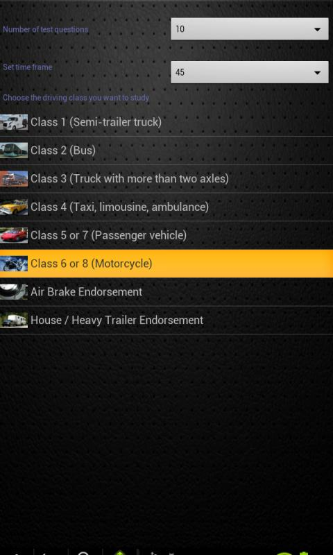 Driving Theory Test ICBC- screenshot