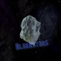 Blue Asters Full icon