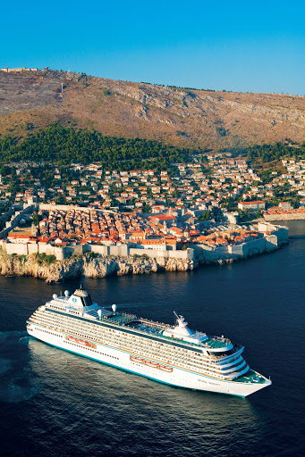 Explore historic Dubrovnik, Croatia, while sailing on Crystal Serenity.