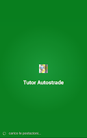Screenshot of Tutor autostrade