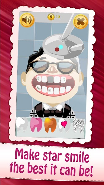 doctor games free, funny dentist, , crazy doctor, teeth braces
