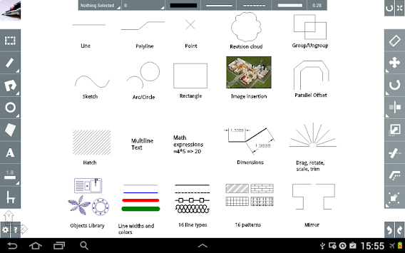 CAD Touch Free APK screenshot thumbnail 5
