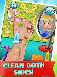 Foot Doctor - Games For Kids- screenshot thumbnail