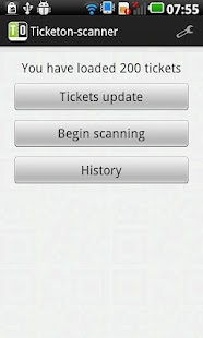 Ticketon Entry Manager- screenshot thumbnail